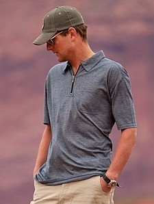 Two Polo Shirts Worth Packing For Your Travels