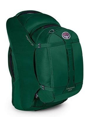 An Updated Winner: Osprey Waypoint Backpack | Practical Travel Gear 3