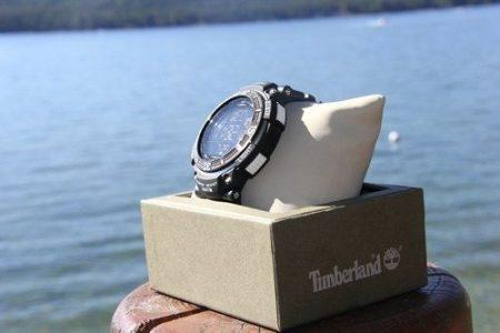 Timberland Cadion Digital Chronograph Watch | Practical Travel Gear 2