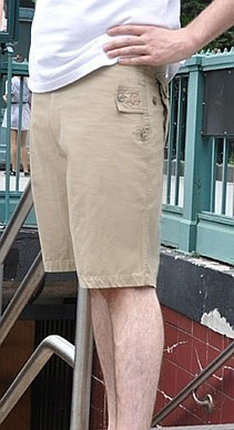 Pick Pocket Proof Shorts Feel Great And Keep Fingers At Bay