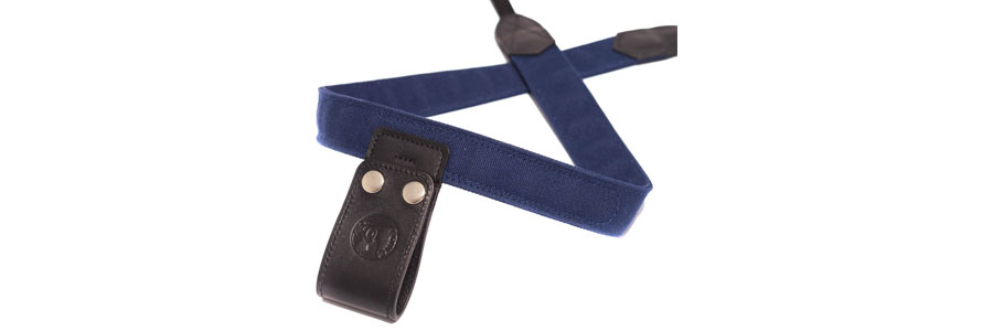 Ponte Leather Camera Lift Strap