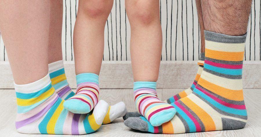 sock family