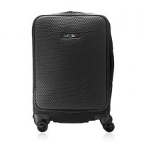 LAT_56 Road Warrior Carry-on Eight Wheel Spinner Luggage | Practical Travel Gear
