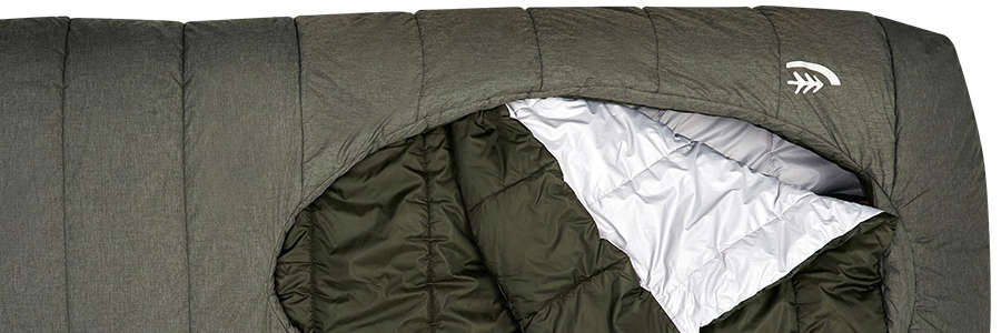 Sierra Designs Front Country Sleeping Bag A Quick Review