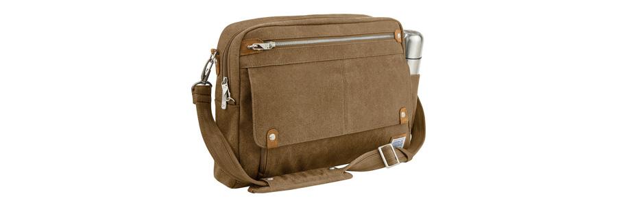 Anti-Theft Briefcase – Travelon Messenger Bag